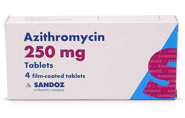 Azithromycin - Tác dụng, liều dùng, chỉ định và tác dụng phụ