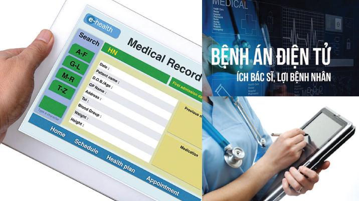 EMR là gì? Tìm hiểu hệ thống EMR và EHR trong y học lâm sàng