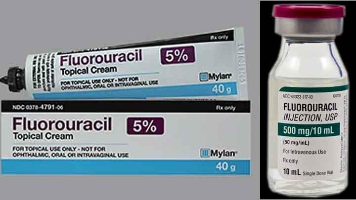 Fluorouracil - 5FU: thuốc chống ung thư và hướng dẫn sử dụng