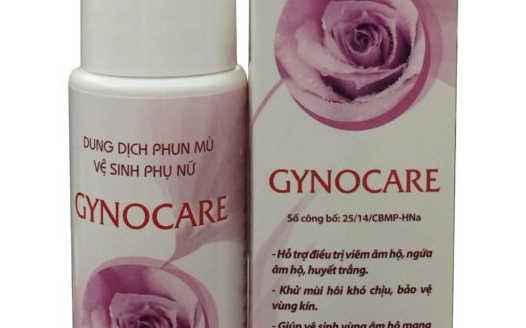 Gynocare 0,2% - Tác dụng, chỉ định, cách sử dụng, tác dụng phụ