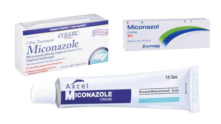 Miconazol - Tác dụng, chỉ định, liều dùng và tác dụng phụ