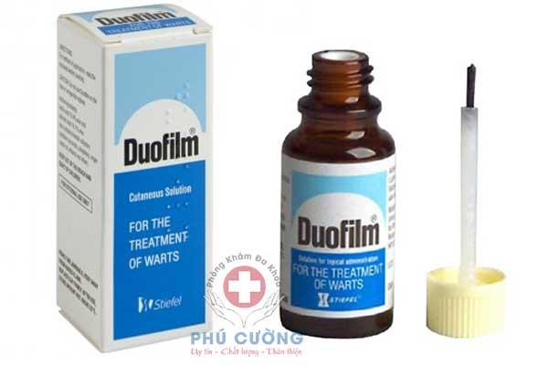 Các loại thuốc trị mụn cóc: tác dụng, giá tiền, chỉ định & cách dùng 2