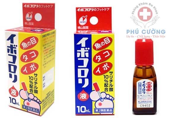 Các loại thuốc trị mụn cóc: tác dụng, giá tiền, chỉ định & cách dùng 10