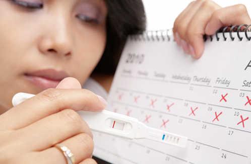 Trễ kinh 1 tháng có ảnh hưởng gì không? nguyên nhân và xử trí?